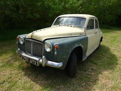 1958 Rover 90 – Classic, Custom, Race, Spares or Repair – NO RESERVE