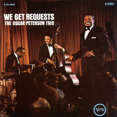 VERVE | The Oscar Peterson Trio - We Get Requests SACD