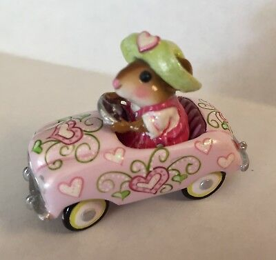 Wee Forest Folk Pedal Pusher SPECIAL Valentine Limited
