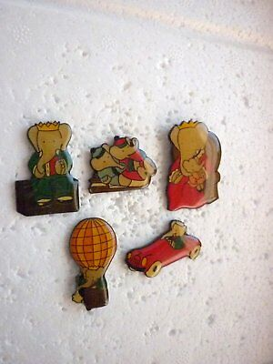Lot 5 pin's : Fantaisie BABAR