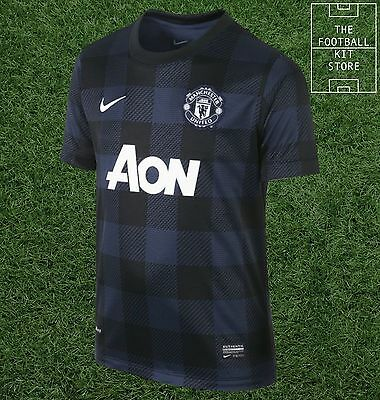 Manchester United Away Shirt - Genuine Nike Man Utd/MUFC Boys Jersey - All Sizes