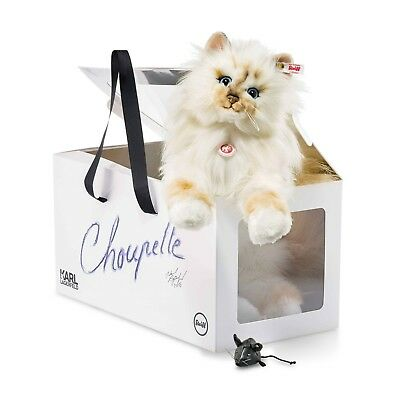 Steiff Katze Choupette by Karl Lagerfeld 356001 Collectors Edition
