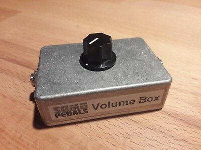SOMO Pedals Volume Box