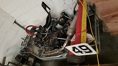 750 engined kart project