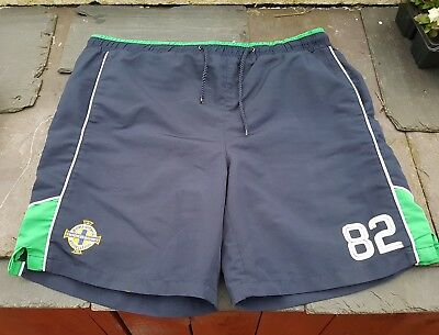 Northern Ireland Football 82 Shorts - Size M