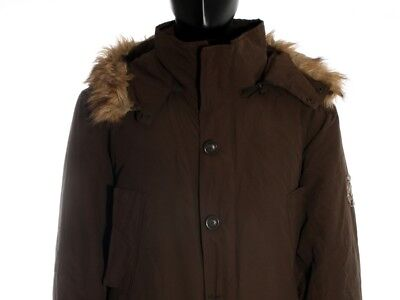 the latest f568e 5ceb8 HALLINGER MENS WINTER Parka Jacket With Lining Int Xxl