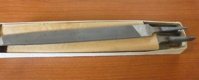 "New Nicholson Mill Bastard Black Diamond File Made in the U.S.A. 13"" long"