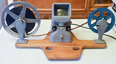 Zeiss Moviscop viewer/editor for 16mm