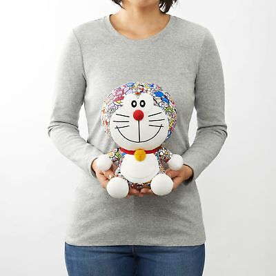 Uniqlo Doraemon Plush Toy (Takashi Murakami Collection) - Extra Bubble Wrap!