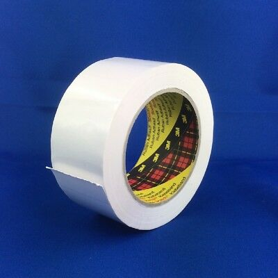 36 x adhesive Packaging Scotch 3M 371 White 50 mm x 100 meters, Polypro (22538)