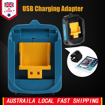 Quick Charge USB 2.5A Mobile Phone Home Travel Fast Charger Adapter for Makita T