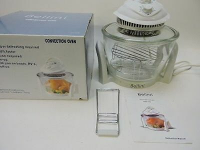 Bellini Convection Halogen Oven Cooks Fast KHC-M1