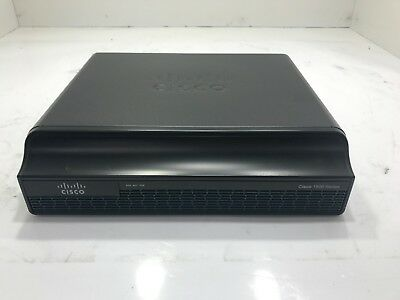 CISCO 1941 K9 Integrated Services Router