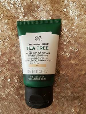 The Body Shop Tea Tree Flawless BB Cream Perfection Shade 01
