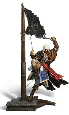 Assassin's Creed Black Flag Buccaneer Edition Statue