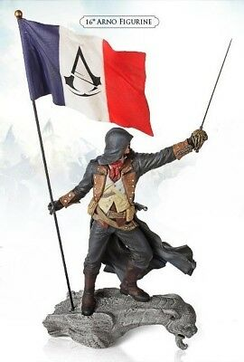 Assassins Creed Unity Notre Dame Edition Statue