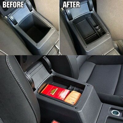 Armrest Glove Secondary Storage Box Pallet Center Console For VW Golf MK7 DH