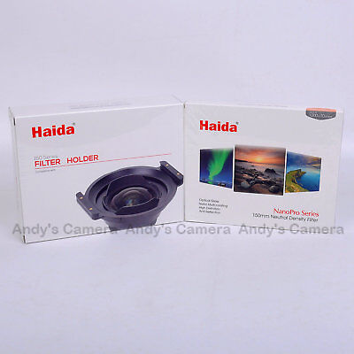 Haida 150mm Filter Kit for Tamron 15-30mm, Holder + NanoPro ND3.0 10 Stop Filter