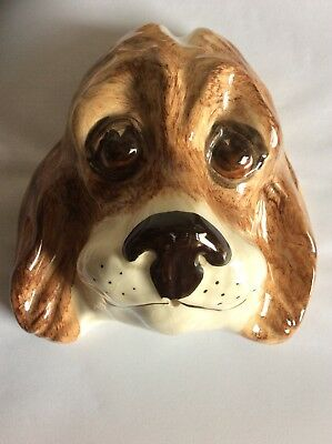 Vintage Babbacombe Pottery Philip Laureston Dog