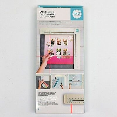 We R Memory Keepers tool laser square & mat