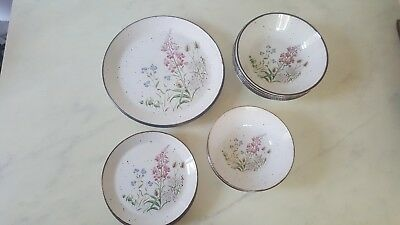 Vintage Selection Varied Listing J G Meakin Wayside Lifestyle Plates China