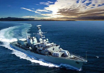 Hms Westminster - Hand Finished, Limited Edition (25)