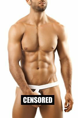 Joe Snyder Men's Lacy Man Up 23 Open Front Loop No Pouch Push Out Slip
