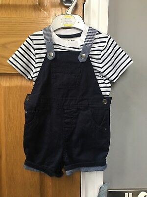 Boys Dungarees Mothercare Bnwt Age 6-9 Months brand new with tags