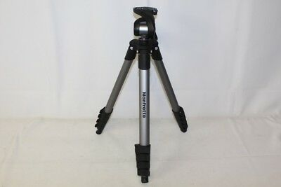 "Manfrotto 65"" Compact Advanced Tripod MKCOMPACTADV-B - Black *READ*"