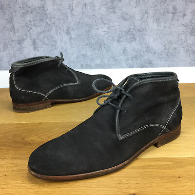 new product ddc10 3735d H BY HUDSON Schuhe 44 (R3810-114-1850) Herren Boots Stiefel Stiefeletten