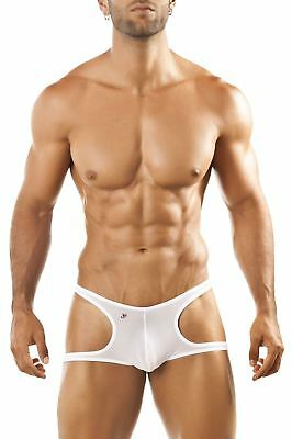 Joe Snyder Men's Sheer Mesh Cheek Hug 28 See Through Sexy Fashion Jock Brief