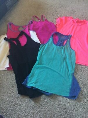 Lot Of Womens Work Out Tops