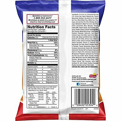 Quaker Snack Mix, Baked Cheddar, 1.75 Ounce (Pack of 64)