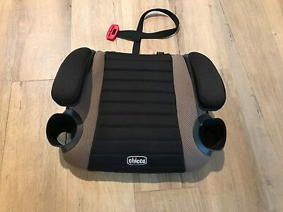 Backless Booster Car Seat Portable for 4 5 6 7 Year Old Big Kid Boost Comfy NEW