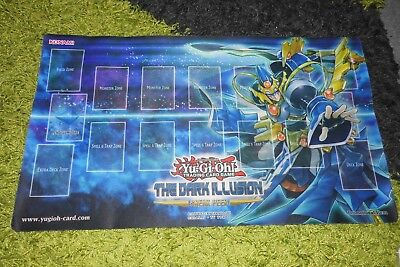 Yu-gi-oh! SPIELMATTE / PLAYMAT : The Dark Illusion Sneak Peek !