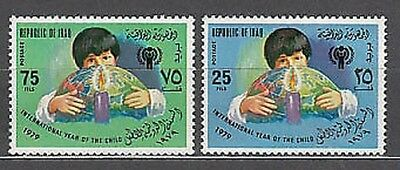 Iraq - Mail Yvert 917/8 Mnh Year of the niño
