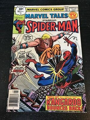 Marvel Tales Starring Spider-Man#103 Incredible Condition 8.5(1978)