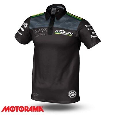 "Official Autobarn Lowndes Racing 2018 Team Polo Men's Size ""3XL"""