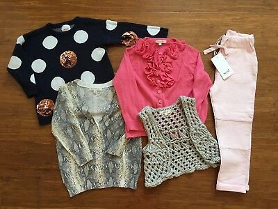 Bulk Lot Girls Designer Winter Bundle Seed, Witchery - Size 2-3
