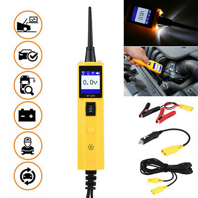 24V Power Scan Car Circuit Tester Probe Electrical Power AVOmeter Diagnostic Too