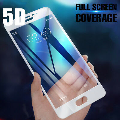 For Samsung Galaxy J2 Pro A8 Plus 2018 J7 5D Tempered Glass Screen Protect Film