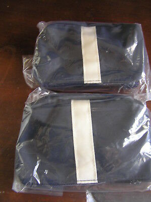 2 southern china amenity kit air airline airways blanket first class business