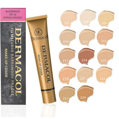 Dermacol Make - Up Cover - Base Maquillaje Alta Cobertura