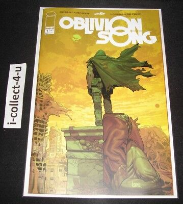 OBLIVION SONG #1 NM/NM+ 1st First Print Image Comics KIRKMAN & DEFELICI