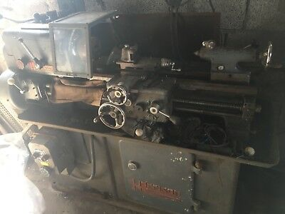 harrison lathe used. Electrical fault not running