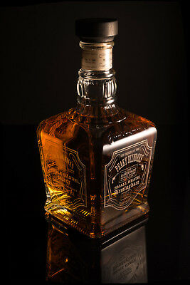 074a4f2040e Peaky Blinders Jack Daniels Single Barrel Empty Engraved Bottle - FREE UK  Post
