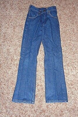 Vintage Boys Wrangler 12 Slim Denim Jeans