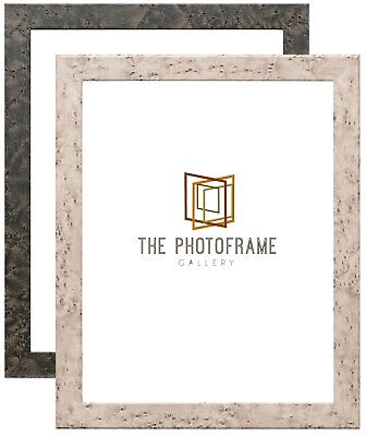 Marble Vintage White/Black Picture Photo Frames All size A1 A2 A3 A4 A5 A6
