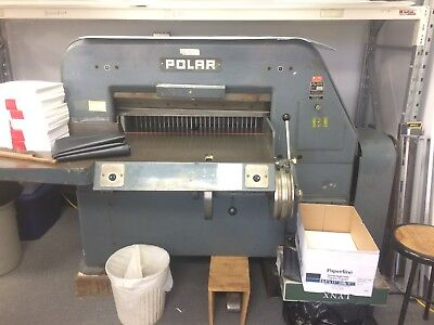 Printing Press   Polar 80HY Paper Cutter 31.5 inches