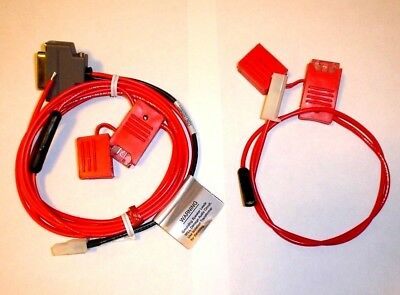 New oem Motorola spectra radio 3080091M01 Ignition Sense Speaker Cable set
